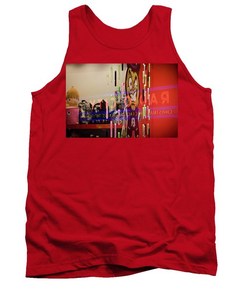 Radio City Reflection Tank Top