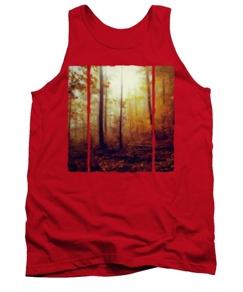 Rainwood - Misty October Forest Tank Top