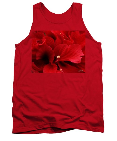 Redreamer 14 X 11 - Signed Tank Top