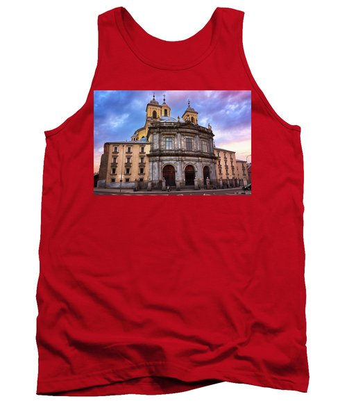 Royal Basilica Of San Francisco El Grande Tank Top