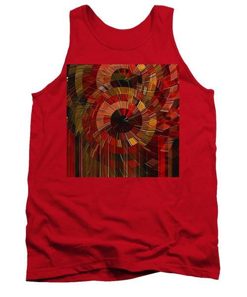 Royal Fireworks Tank Top