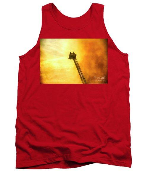Smokey Blaze Tank Top