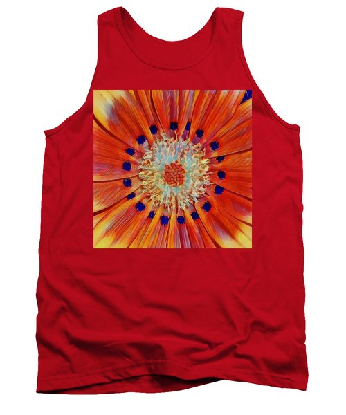 Solar Plexus Bloom Tank Top