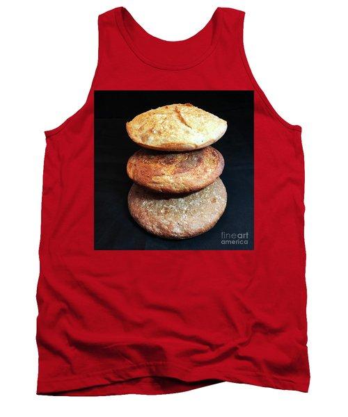 Sourdough Bread Stack 2 Tank Top