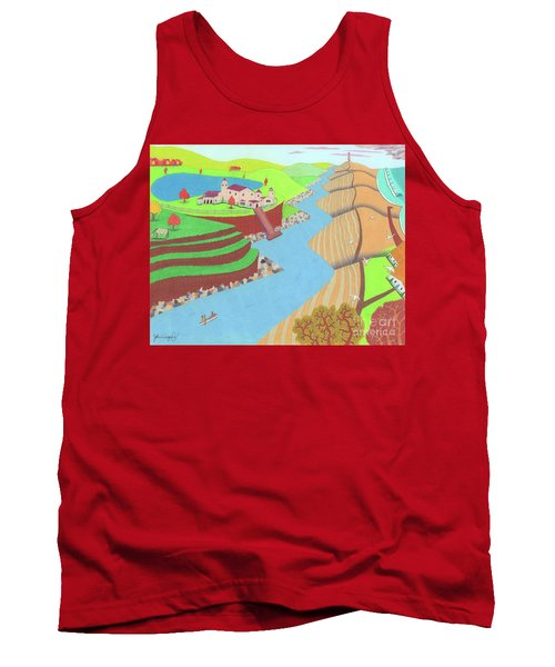 Spanish Wells Tank Top