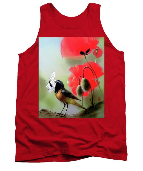 Summer Afternoon Tank Top