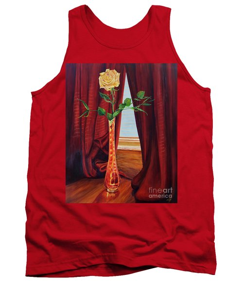 Sweetheart Day's Rose Tank Top