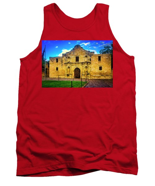 The Alamo Mission Tank Top