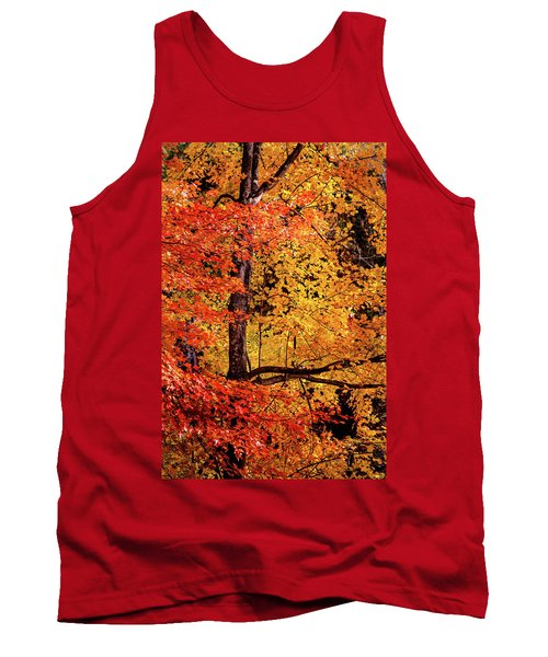 The Colors Of Fall Tank Top