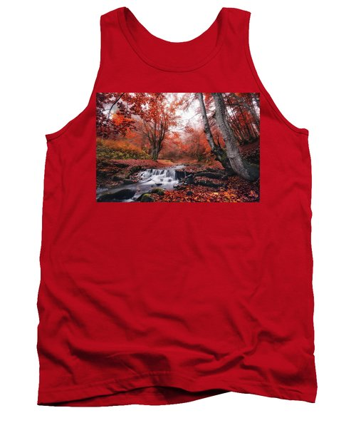 The Delights Of Late Autumn Tank Top