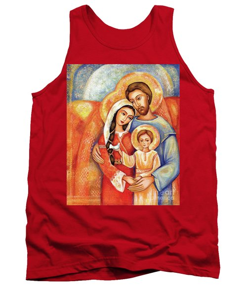 The Holy Family Tank Top