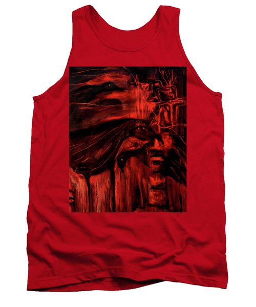 The Shap Shifters Call Tank Top
