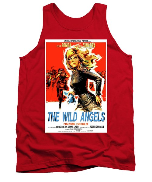 the Wild Angles, Peter Fonda, Nancy Sinatra, Bruce Dern, Diane Ladd Tank Top