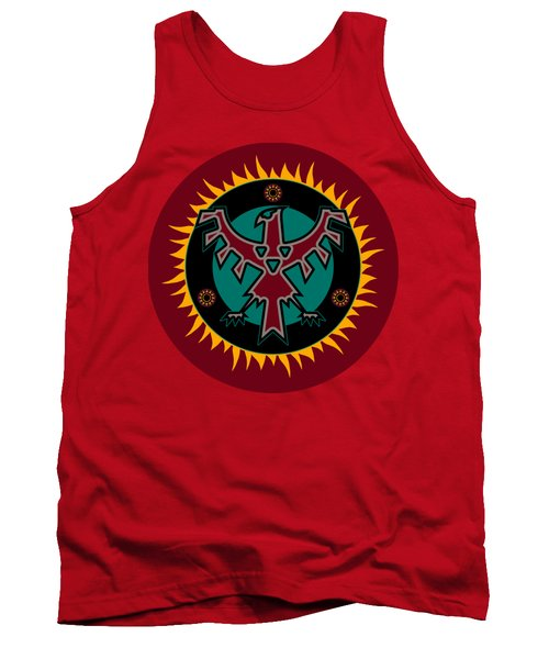 Thunderbird Eclipse Tank Top
