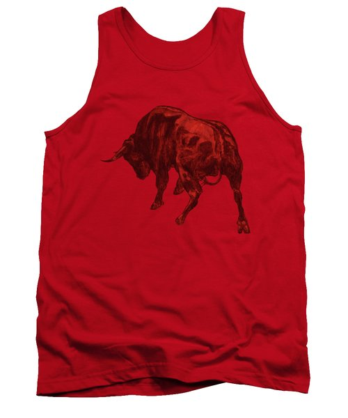 Toro Painting Tank Top