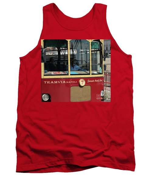 Tram Naples Tank Top