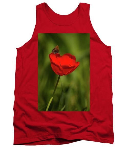 Tulip And Skipper Tank Top