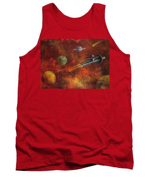 Unidentified Flying Object Tank Top