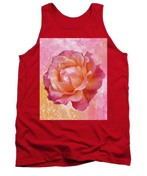 Warm And Crunchy Rose Tank Top