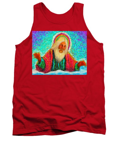 Yhwh Over Us Tank Top