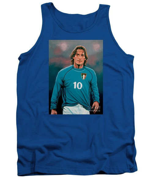 Francesco Totti 2 Tank Top