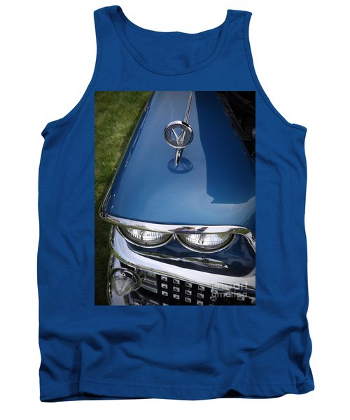 1958 Buick Super 56r Tank Top by Sara  Raber