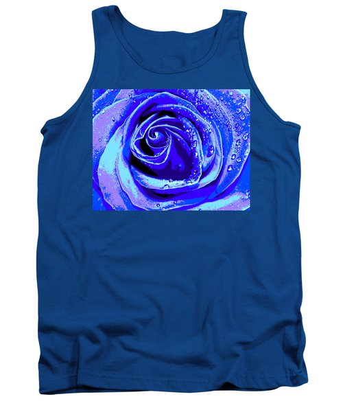 Forever In Blue Tank Top