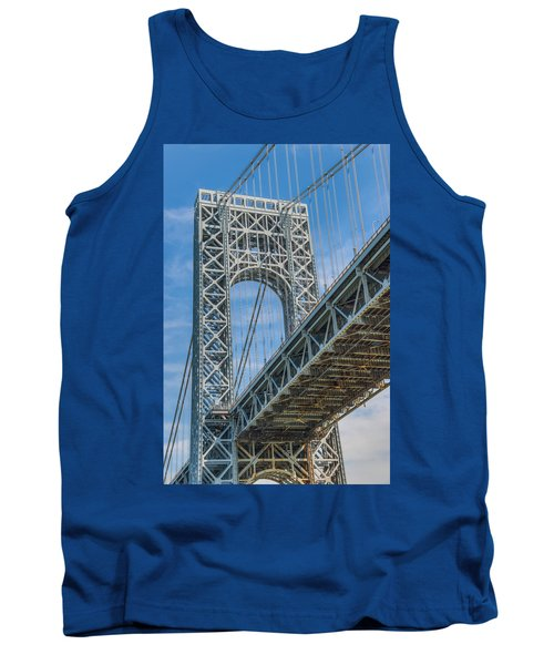 George Washington Bridge Tank Top