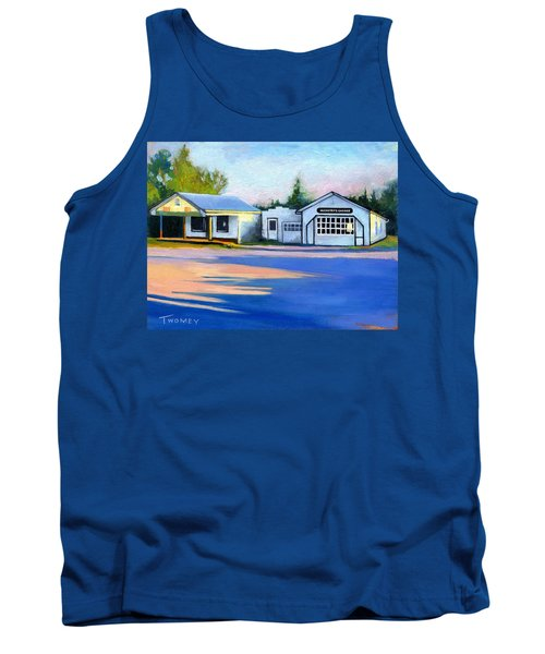 Huckstep's Garage Free Union Virginia Tank Top