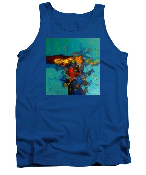 Sold Out Tank Top by Sanjay Punekar