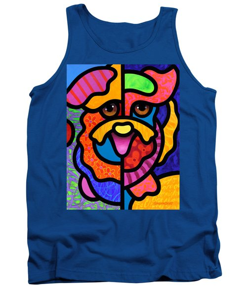 Happy Dog Tank Top