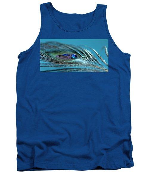 Liquid Blue Tank Top