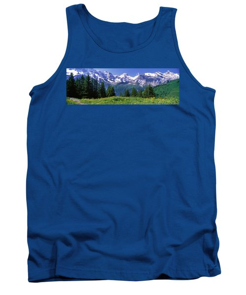 Murren Switzerland Tank Top