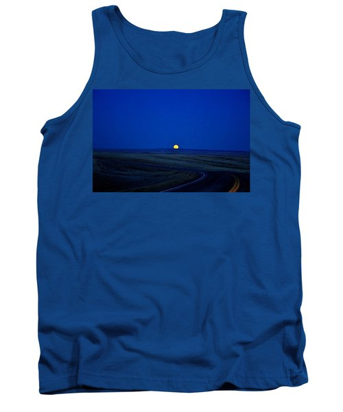 Native Moon Tank Top