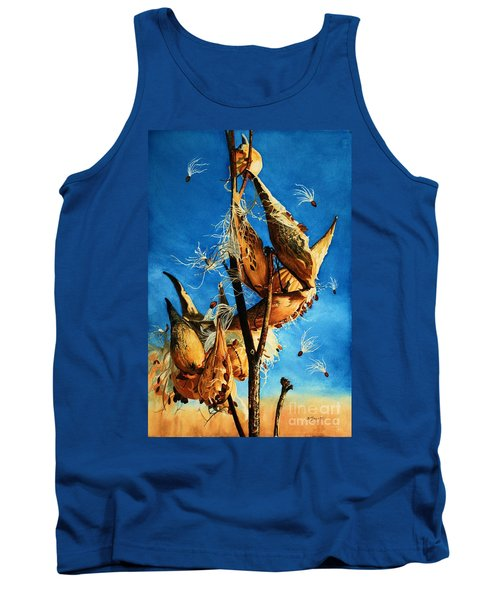 Nature's Launch Pad Tank Top
