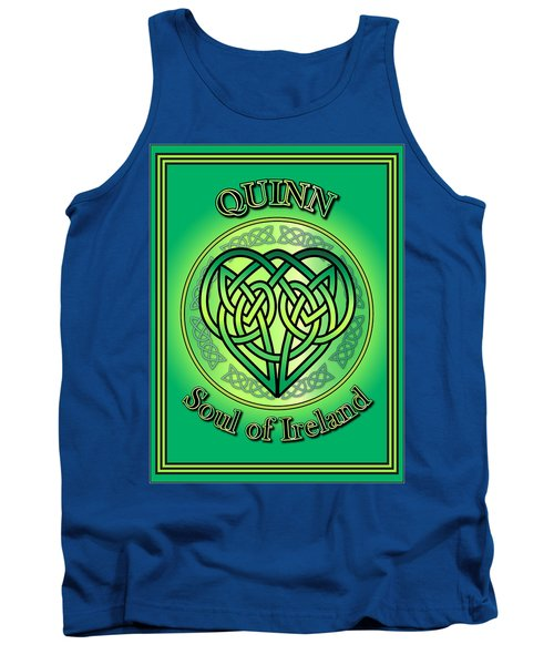 Quinn Soul Of Ireland Tank Top