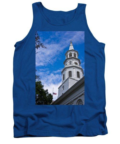 St. Michael's Episcopal Tank Top