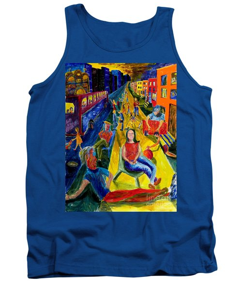 Urban Street People Tank Top