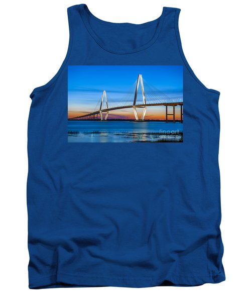Charleston Arthur Ravenel Bridge Tank Top