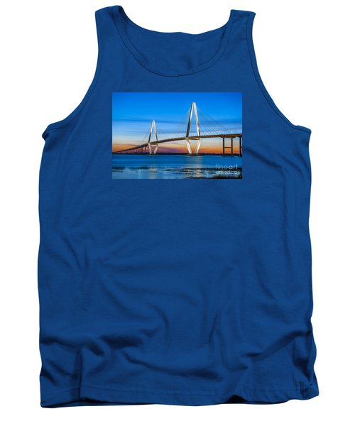 Charleston Arthur Ravenel Bridge Tank Top