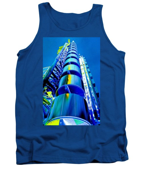 Lloyd's Building London Art Tank Top