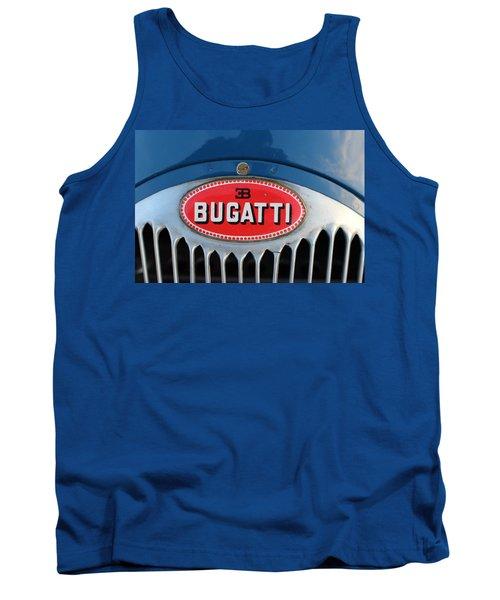 1930's Ettore Bugatti Tank Top
