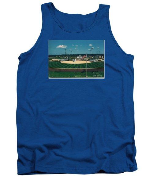 Baseball Diamond Tank Top