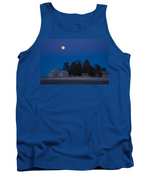 Over The Boathouse Tank Top