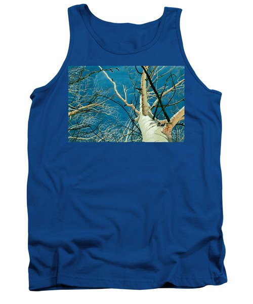 Tank Top featuring the painting Standing Ovation 2 by Barbara Jewell