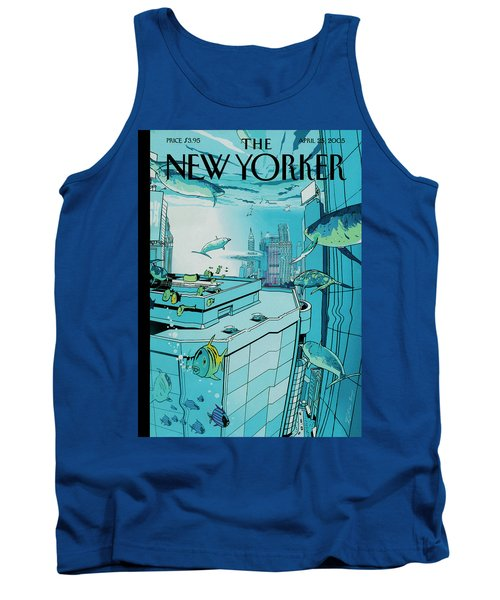 New Yorker April 25th, 2005 Tank Top