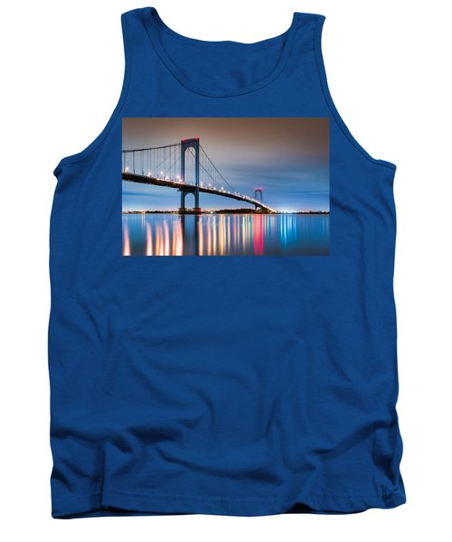 Whitestone Bridge Tank Top