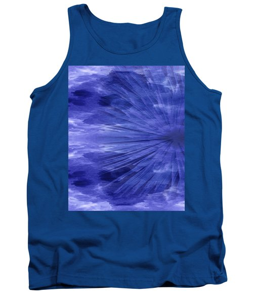 Abstract 58 Tank Top