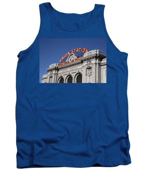 Denver - Union Station Tank Top