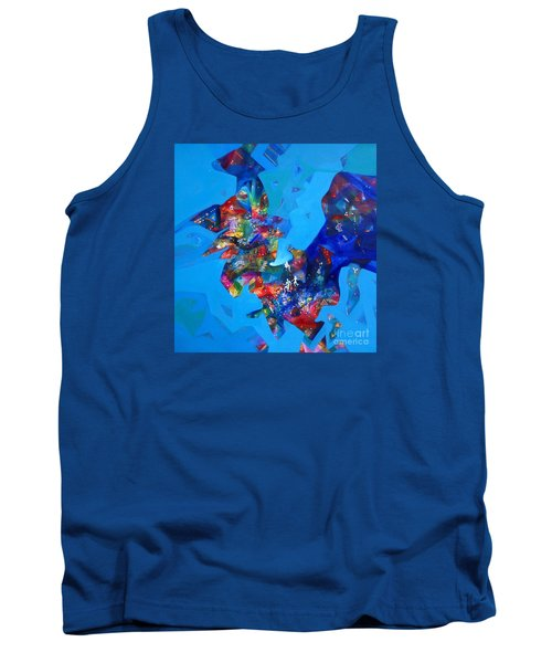 Power Sold Out Tank Top by Sanjay Punekar